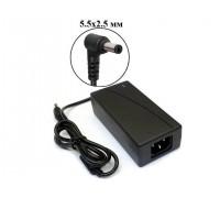 Зарядное устройство 12,0V, 4А, 5,5*2,5мм (LCD004)