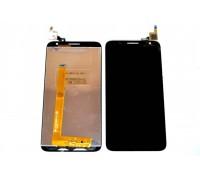Alcatel OT 6050Y Idol 2S - дисплей в сборе с тачскрином