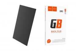 Гидрогелевая пленка HOCO GB001 Smart  film cutting machin  (20 шт.) (черная матовая задней крышки)