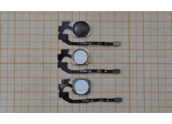 Контактная площадка кнопки Home для iPhone 5s (в сборе) (белый) AA