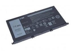 Аккумулятор 357F9 74Wh 10.8-11.1V 6333mAh ORG