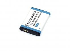 Аккумуляторная батарея для фотоаппарата Samsung Digimax i80 (SLB-1137D) 3.7V 1400mAh