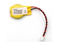 Батарейка CMOS CR1632 с коннектором