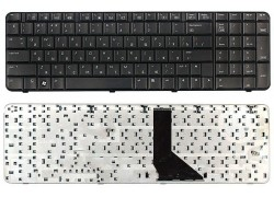 Клавиатура для ноутбука HP Compaq 6820 6820s черная
