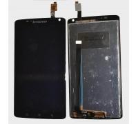 Дисплей для Lenovo S930 (в сборе с тачскрином + рамка)