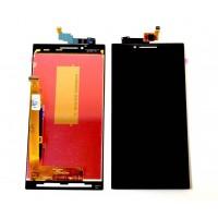 Дисплей для Lenovo P70 в сборе с тачскрином (черный)