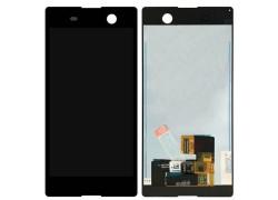 Дисплей для Sony Xperia M5 (E5603/ E5633) в сборе с тачскрином (черный)