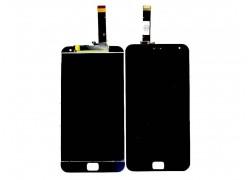 Дисплей для Meizu MX4 Pro в сборе с тачскрином (черный)