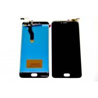 Дисплей для Meizu M3 Note (L681h) в сборе с тачскрином (черный)