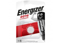 Батарейка литиевая Energizer Lithium CR2016 BL1 блистер цена за 1 шт
