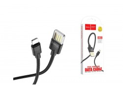 Кабель для iPhone HOCO U55 Outstanding charging data cable for Lightning 1м черный