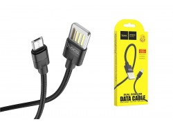 Кабель USB micro USB HOCO U55 Outstanding charging data cable for Micro (черный) 1 метр