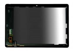 Дисплей для Huawei MediaPad T3-10 (AGS-L09) в сборе с тачскрином (черный) NC