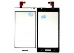 Тачскрин для LG P765 Optimus L9 (белый) (сенсорное стекло)