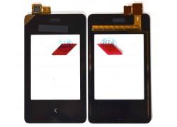 Тачскрин для Nokia 500 Asha (сенсорное стекло)