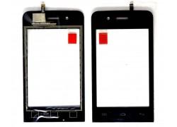 Тачскрин для Explay Bit (черный) (сенсорное стекло)