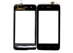 Explay Onyx - тачскрин, сенсорное стекло (черный)