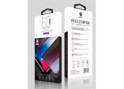 Защитное стекло дисплея iPhone 6 Plus/6S Plus (4.7)  BENOVO NEW 6D PRIVACY Full Screen черное