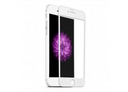 Защитное стекло дисплея iPhone 6 Plus/6S Plus (4.7)  BENOVO 2.5D Full Cover белое