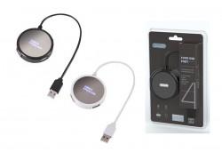 Разветвитель USB HUB EZRA UH02 USB 2.0 (4 USB)