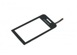 Тачскрин для Samsung S5230 (черный) (сенсорное стекло)