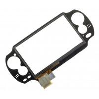 Тачскрин для Sony PS Vita (сенсорное стекло) (передний)
