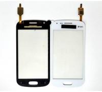 Samsung S7562 GALAXY S DUOS - тачскрин, сенсорное стекло (белый)