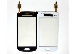 Тачскрин для Samsung S7562 GALAXY S DUOS (белый) (сенсорное стекло)