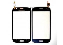 Тачскрин для Samsung i9082 Galaxy Grand (синий) (сенсорное стекло)