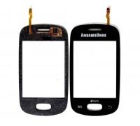 Samsung S5282 Galaxy Star - тачскрин, сенсорное стекло (черный)
