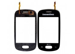 Тачскрин для Samsung S5282 Galaxy Star (черный) (сенсорное стекло)