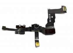 Шлейф для iPhone 5c с сенсором, фронтальная камера, микрофон