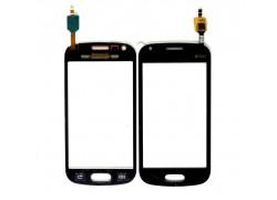 Тачскрин для Samsung S7582 Galaxy S Duos 2 (черный) (сенсорное стекло)