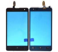 Тачскрин для Nokia 625 Lumia (сенсорное стекло)