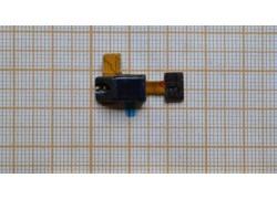 Шлейф для LG E975 Optimus G с разъемом гарнитуры, сенсор