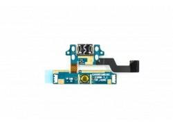 Шлейф для LG E988, E980 Optimus G Pro с разъемом зарядки, кнопка Home, HQ