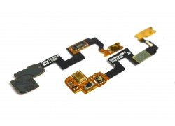 Шлейф для HTC One X с кнопкой включения, микрофон
