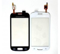 Samsung S7390/ S7392 Galaxy Trend (White) - тачскрин, сенсорное стекло