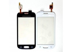 Тачскрин для Samsung S7390/ S7392 Galaxy Trend (белый) (сенсорное стекло)