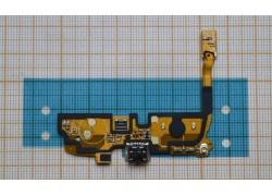Шлейф для LG L90, D410 с разъемом зарядки