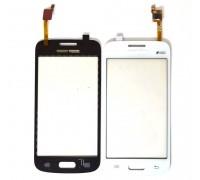 Тачскрин для Samsung G350e Galaxy Star Advanc (белый) (сенсорное стекло)