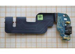 Шлейф для HTC One mini 2 (M8 mini) с разъемом зарядки, микрофон