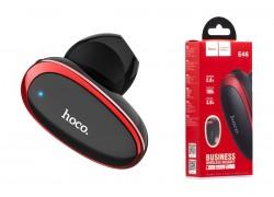 Bluetooth гарнитура HOCO E46 красный (ABSOLUT)