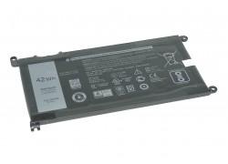Аккумулятор WDX0R 42Wh 11.4V 3680mAh ORG