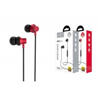 Bluetooth-гарнитура ES13 Plus exquisite sports bluetooth earphonest HOCO красная
