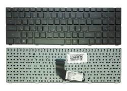 Клавиатура для ноутбука DNS K580S черная с черной рамкой