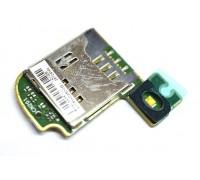 Плата (шлейф) для Sony MT25i Xperia Neo L с контактами Sim