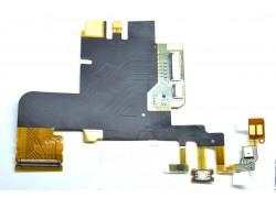 Sony LT28i Xperia Ion - шлейф на дисплей + микрофон
