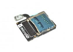 Samsung G900F/ G900H Galaxy S5 - шлейф с коннектором MMC