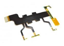Шлейф для Sony D5303, D5322, D5306  Xperia T2 Ultra с кнопками громкости, кнопка включения, микрофон